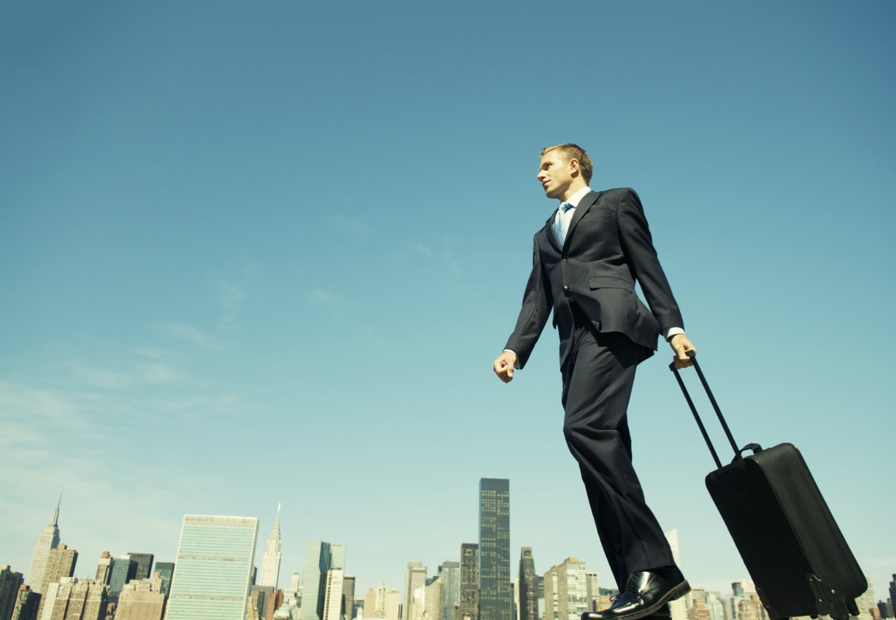 How to increase productivity on business trips